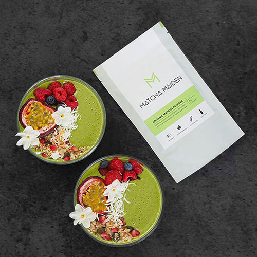 About Matcha Maiden product