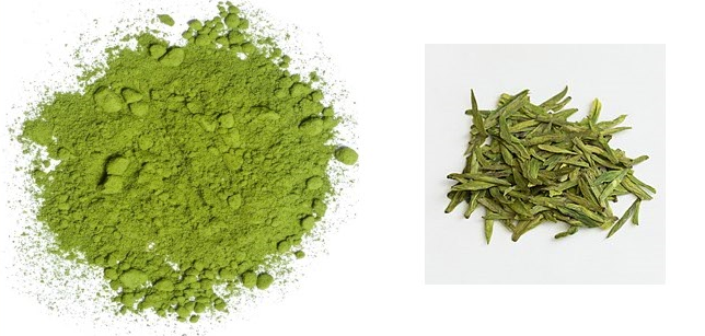 Matcha Maiden Green Tea Leaves & Powder